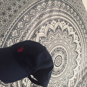 """polo assassin navy """"dad"""" hat"""